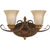 Enchanting wall light Sonoma Valley  2 bulbs