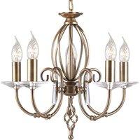 Aesthetic chandelier Aegean  5 light