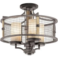 Versatile ceiling light Ahrendale