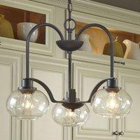 Vintage chandelier Trilogy  3 light