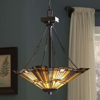 Enchanting hanging lamp Inglenook