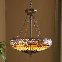Detailed hanging lamp Belle Fleur