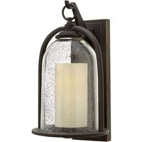 Rustic country style outdoor wall lamp Quincy