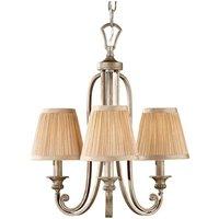 Abbey   3 bulb chandelier