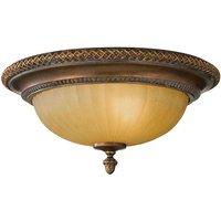 Round ceiling light Kelham Hall