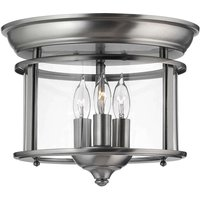 Tin plated ceiling lamp Gentry