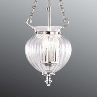 Finsbury Park   small glass hanging light