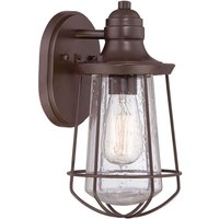Marine outdoor wall light with nautical flair
