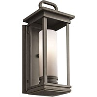 South Hope wall light for outdoors   17 8 cm wide