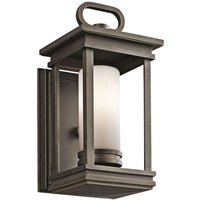 South Hope outdoor wall lamp   14 cm wide