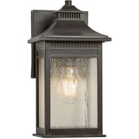 Livingston wall lamp for outdoors   small