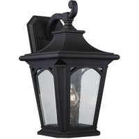 Bedford large lantern wall light