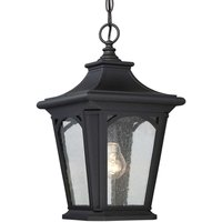 Chain suspension   Bedford outdoor hanging light