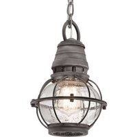 Bridge Point hanging light   industrial style