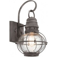 Bridge Point medium   outdoor wall lantern