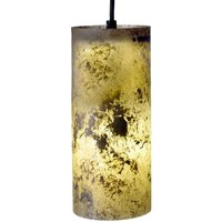 Quality Pendant Lamp in Natural Slate