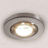 Innovative LED recessed light Vio  aluminium