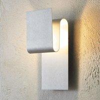 Indirect light   LED wall light Fold  aluminium