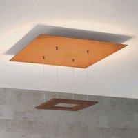 Escale Zen   LED ceiling light  60 cm  rust