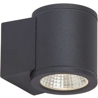 Argo   weather resistant LED outdoor wall light