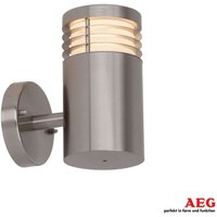 Kastra   LED outdoor wall light  stainless steel