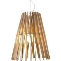 Fabbian Stick hanging light  conical