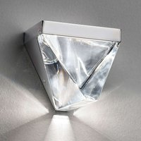 Sparkling Tripla LED wall light  aluminium
