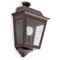 Rustic Argot Exterior Wall Lamp