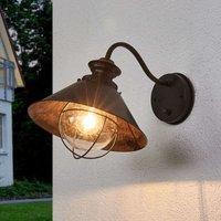 Nautica Rustic Exterior Wall Lamp