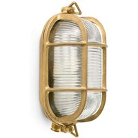 Cabo   robust bulkhead light with IP65