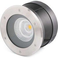 Suria 24   round LED deck light  24