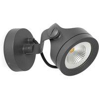 Alfa   inclinable LED outdoor wall spotlight  IP65