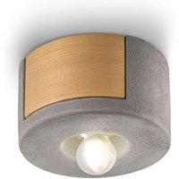 C1791 Scandinavian style ceiling lamp  cement