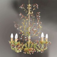 Beautiful leafy vines   Viticcio chandelier