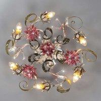 Daila Florentine ceiling light