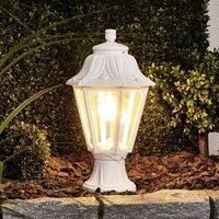 White LED pillar light Mikrolot Anna E27