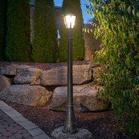 IP55 LED post light Artu Rut   seawater resistant