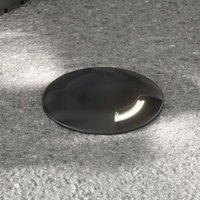 LED deck light Ceci 160 2L 10 W  black