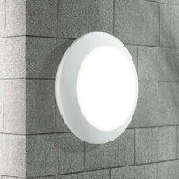 LED outdoor wall light Berta 11 W  3 000 K  white