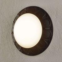 Rita wall light GX53 black opal  3 000 K