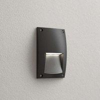 Leti 200 VP LED downlight black opal  3 000 K