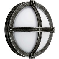 Country style Agne  outdoor wall light  black