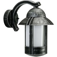 Country style Duretta outdoor wall light  black