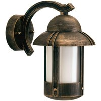 Country style Duretta outdoor wall light  brown