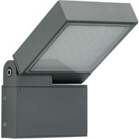 LED outdoor wall light FlexFlat  anthracite