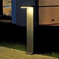Tamar aluminium LED path light in anthracite