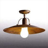 Rustic looking ceiling lamp Osteria  39 cm