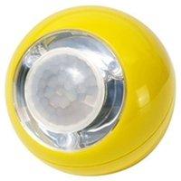 Trendy LLL 120  LED spotlight ball  yellow