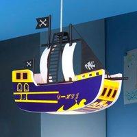 Adventurous  PIRATE Pendant Lamp