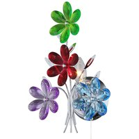 Flower Colourful Wall Lamp